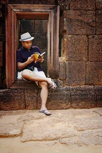 Banteay Srei ron