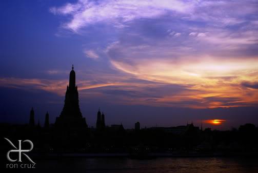 bangkok late afternoon