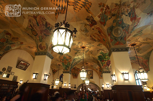 hofbrauhaus munich travel blog