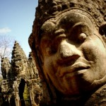 angkor thom: core of grandeur