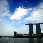 la escala en singapur