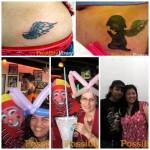 road inked: stories underneath travelers' tattoos