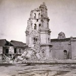 of earthquakes and churches