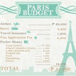 How to enjoy a Paris vacation for P55,600?