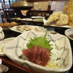 an authentic japanese food adventure