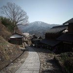 bears and introspection: magome to tsumago